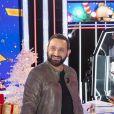 """Exclusif - Cyril Hanouna - Enregistrement de l'émission """"Touche Pas à Mon Poste (TPMP)"""", présentée par C.Hanouna et diffusée sur C8 le 2 décembre 2020 © Jack Tribeca / Bestimage"""