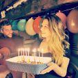 """Florence Coste vue dans """"The Voice"""" fête ses 29 ans, le 21 mars 2020"""
