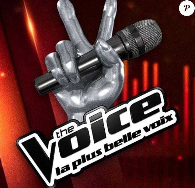 """Logo de """"The Voice"""""""