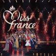 Election de Miss France 2021 le 19 décembre 2020 au Puy du Fou, diffusion sur TF1. © Sipa via Bestimage