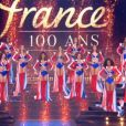 L'élection de Miss France 2021 le 19 décembre 2020 sur TF1.