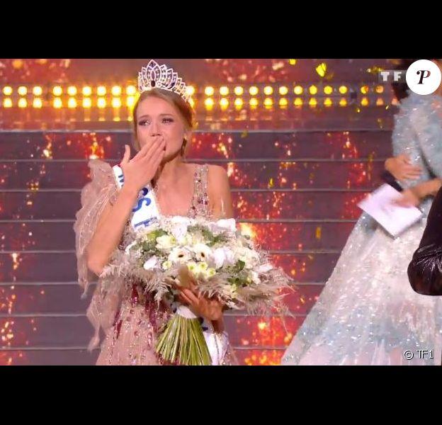 Miss Normandie : Amandine Petit gagnante de Miss France 2021