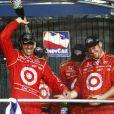 Dario Franchitti champion de course automobiles