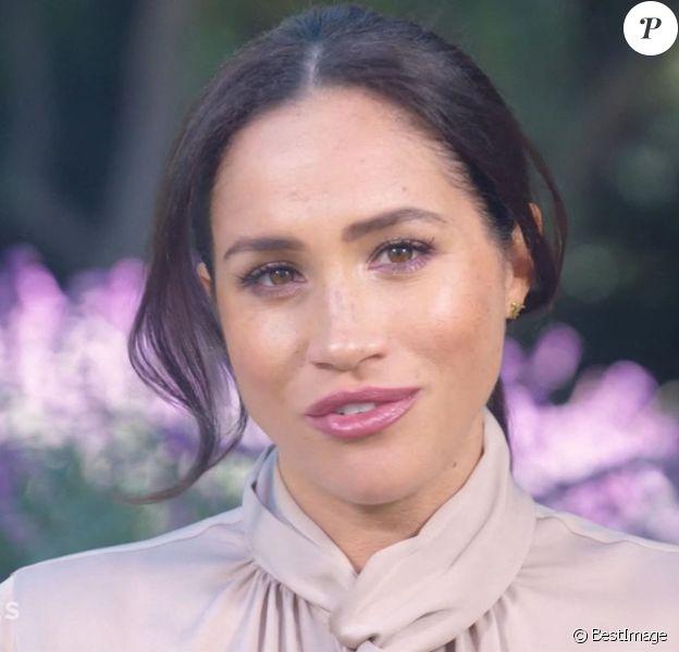 """Meghan Markle, duchesse de Sussex, fait une apparition à la télévision américaine dans l'émission """"CNN Heroes"""""""