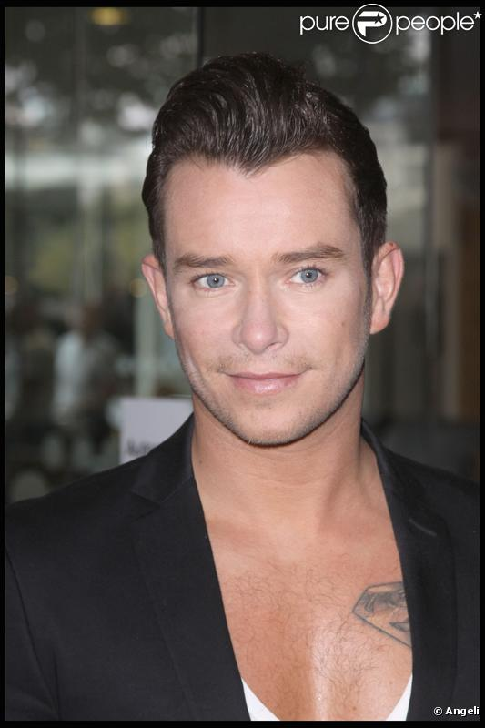Stephen Gately (4 octobre 2009)