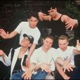 Stephen Gately et son groupe Boyzone (1994)