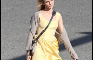 Quand la jolie Cameron Diaz pète complètement les plombs... en pleine rue !