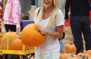 Ashley Roberts, des Pussycat Dolls, prépare Halloween très, très en avance...