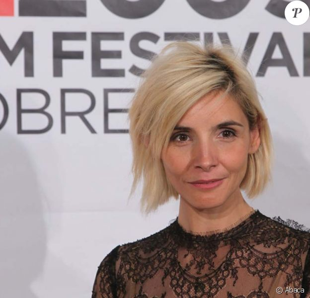 Clotilde Courau à l'inauguration du festival Lumière 2009, le 13 octobre à Lyon.