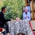 """Mercotte en duplex sur le tournage de la saison 9 du """"Meilleur Pâtissier"""", photo Instagram du 27 septembre 2020"""