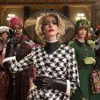 """Anne Hathaway dans le film """"Sacrées sorcières""""."""