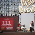 Rallye Paris-Dakar 2021 en Arabie Saoudite : Formalités techniques et administratives avant le départ le 2 janvier 2021. © Dppi / Panoramic / Bestimage