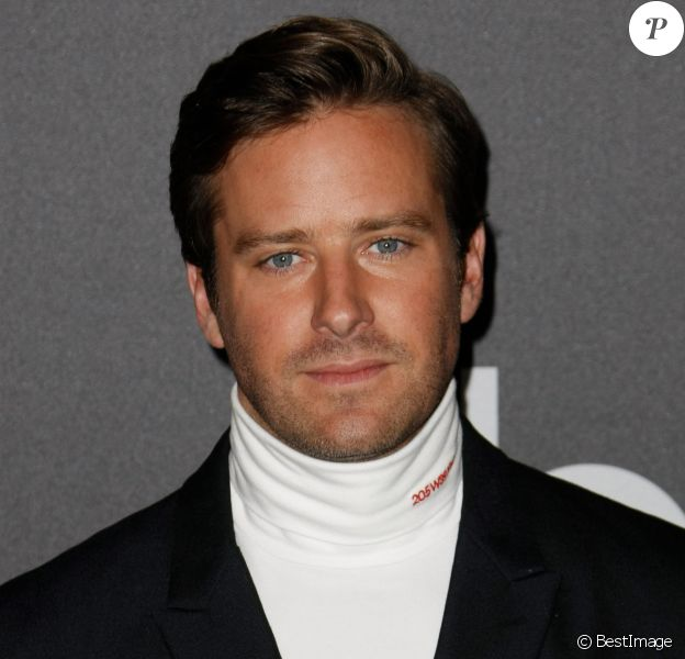 Armie Hammer - People à la 22ème soirée annuelle Hollywood Film Awards à Los Angeles