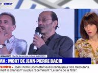 """Mort de Jean-Pierre Bacri : Jean-Paul Rouve """"tellement triste""""... nombreux hommages"""