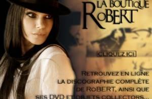 RoBERT : Après la musique pour Givenchy, la chanteuse ajoute l'image ! Joli !