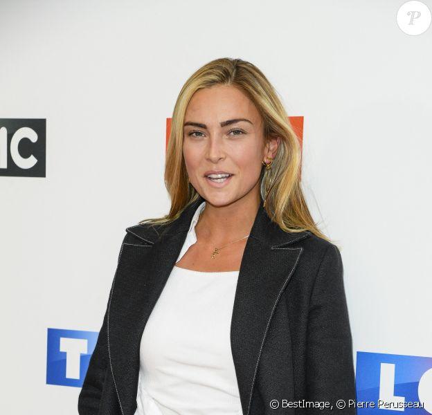 Inès Vandamme - Soirée de rentrée 2019 de TF1 au Palais de Tokyo à Paris © Pierre Perusseau/Bestimage