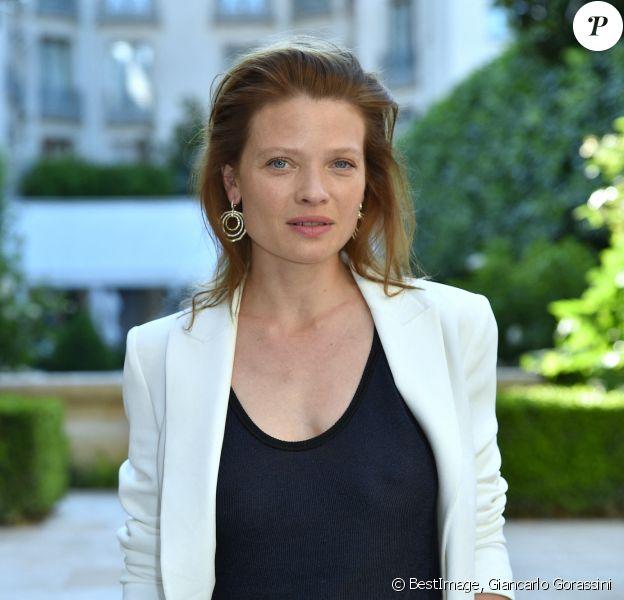 Mélanie Thierry - Cocktail du créateur de bijoux David Yurman au Ritz à Paris © Giancarlo Gorassini/Bestimage