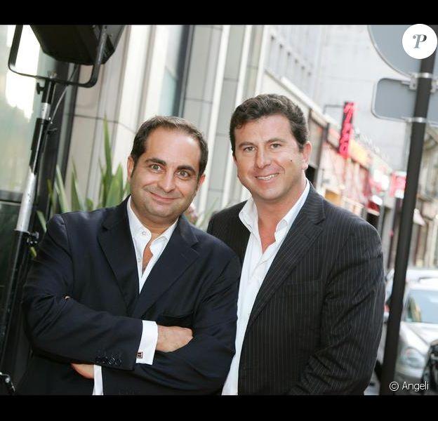 Pascal Bataille et Laurent Fontaine