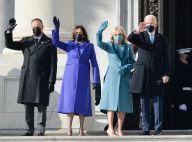 Joe Biden et sa femme Jill, Kamala Harris et son mari, la Maison-Blanche accueille ses nouveaux locataires