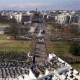 Investiture de Joe Biden et Kamala Harris au Capitole, le 20 janvier 2021, à Washington.