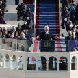 Cérémonie d'investiture de Joe Biden comme 46e président des Etats-Unis à Washington.