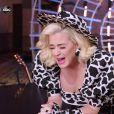 Katy Perry et Luke Bryan chantent pour la nouvelle année dans l'émission American Idol 2020.