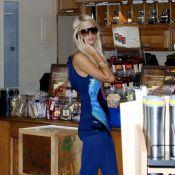 Paris Hilton : Ses pieds sont de vrais... paquebots !
