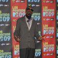 Snoop Dog à l'occasion de la soirée Los Premios MTV, le 15 octobre 2009, aux studios Universal de Los Angeles.