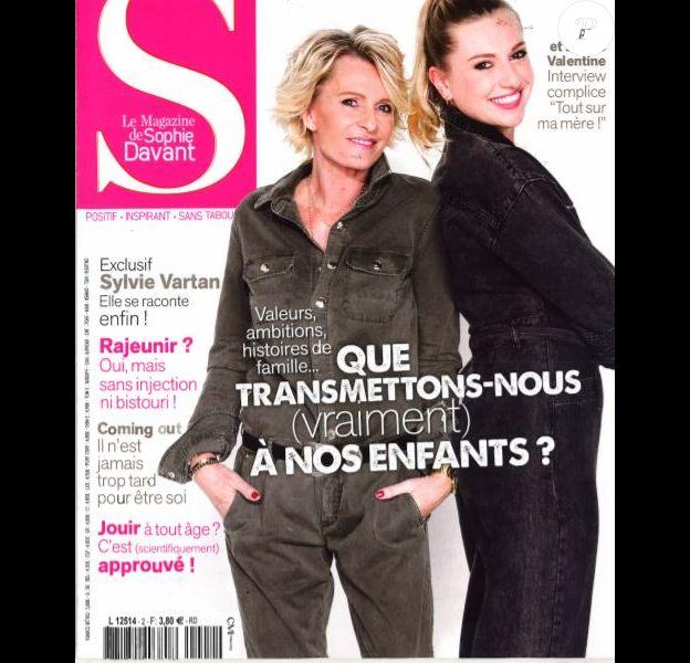 """Couverture du magazine """"S"""""""