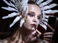 Natalia Vodianova : Divine en dentelle à la Fashion Week de Paris, elle défile sans public !
