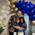 Nikola Lozina et Laura Lempika motivés à perdre du poids après la naissance de leur fils Zlatan - Instagram