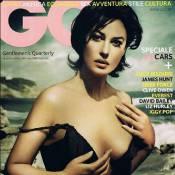 La superbe Monica Bellucci, si magnifiquement... dénudée !