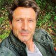 Alexandre Varga fait un selfie sur Instagram, le 23 janvier 2021