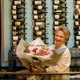 """Exclusif - Marthe Villalonga - Enregistrement de l'émission """"Le Grand Restaurant"""" à Paris, qui sera diffusée le 3 février 2021 sur M6. © Jean-Philippe Baltel / Bestimage"""