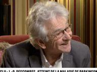 """Jean-Pierre Descombes atteint de la maladie de Parkinson : """"Je la cache depuis 10 ans..."""""""