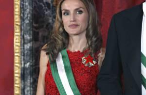 Letizia d'Espagne : Une sublime princesse digne d'un conte de fées ! Son Prince... n'a d'yeux que pour elle !