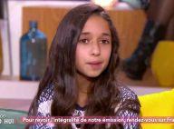 """Rebecca (The Voice Kids) tourmentée à l'école, sa mère s'inquiète : """"On a peur pour elle"""""""