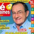 """Jean-Pierre Pernaut fait la couverture du nouveau numéro de """"Télé 2 semaines"""" paru le 8 février 2021"""