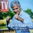 """Cyril Viguier se confie dans """"TV Mag"""""""