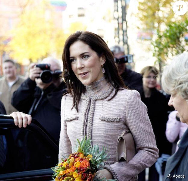 Mary de Danemark remet les prix de l'intégration 2009 du gouvernement danois