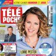 """Retrouvez l'interview de Lorie dans le magazine """"Télé Poche"""", n°2871 du 15 février 2021."""