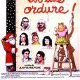 """Affiche du film """"Le père Noël est une ordure"""". 1982."""