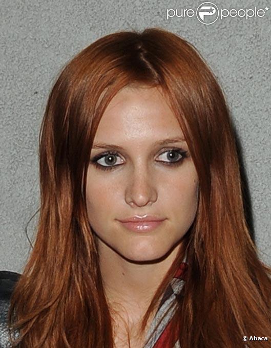 Ashlee Simpson en septembre 2009