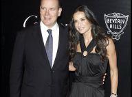 Demi Moore met sa suprême élégance au service du prince Albert de Monaco... et de la princesse Grace !