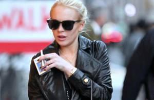 Lindsay Lohan, très critiquée pour tout, se confie :