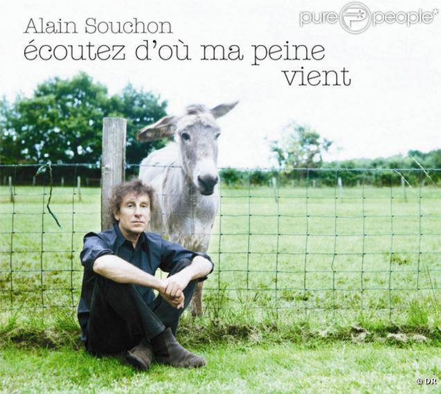 Alain Souchon brosse un auto-portrait étonnant...
