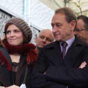 Agnès Jaoui et Bertrand Delanoë ont fait une petite place dans Paris à Léo Ferré...