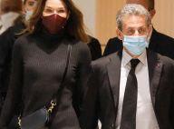 """Nicolas Sarkozy condamné à de la prison ferme, Carla Bruni dénonce """"un acharnement insensé"""""""