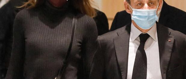 Nicolas Sarkozy condamné à de la prison ferme, Carla Bruni dénonce