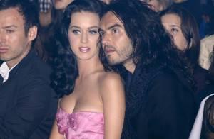 La belle Katy Perry et le déjanté Russell Brand : revivez en exclusivité toute leur histoire d'amour... à Paris !